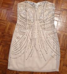 H&M sequin haljina (70 kn)