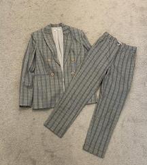 MANGO ODIJELO (sako + hlače)