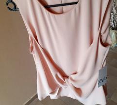 NOVA Zara nude bluza