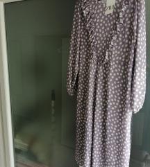 Nova Zara haljina s etiketom vel M