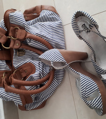 Lot/ torba i sandale 41