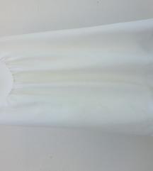 Bijeli top s naramenicama
