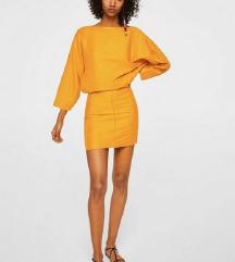 Nova Mango lanena haljina