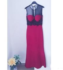 Duga svečana haljina 34 36