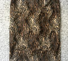 Tigrasta Midi suknja vel M-L