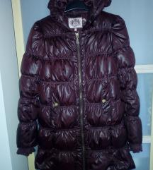 juicy couture ženska zimska puffer jakna M