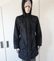 Crna jakna sa kapuljačom s.Oliver br40- 42 - L
