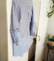 %%Miss Selfridge nova kosulja haljina