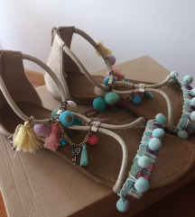 Sandale grkinje