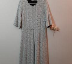 H&m midi haljina M L
