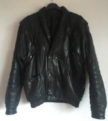 YSL kožna jakna vel L