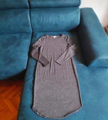 Pletena haljina vel. M NOVO