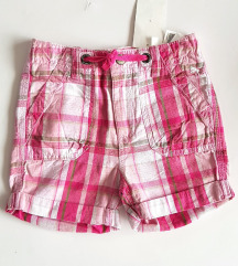 Novo H&M Logg kratke hlače vel.92 ( 1,5-2 god)