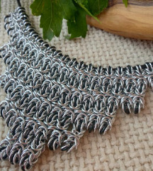 Chainmaille ogrlica