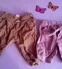 Zara baby tople hlače za bebe