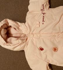Zimska jakna za cure 12 mj