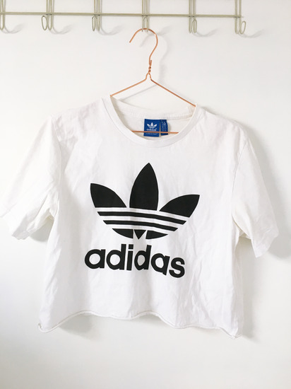 LOT (5) pamučnih majica Adidas, Nike...