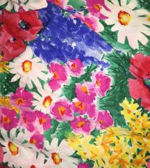 In-tuition suknja na preklop, NOVO