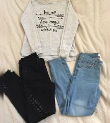 Majica i traperice💙🖤