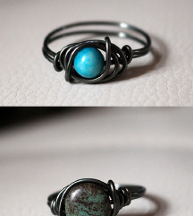 boho prstenje