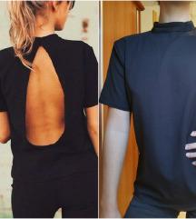 Majica s otvorenim leđima