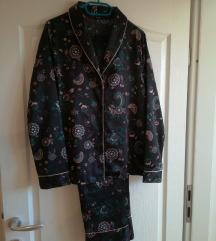 Saten pidžama odijelo/spavaćica