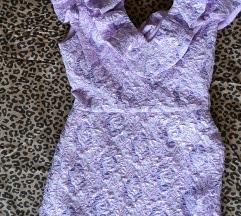 Novo Zara hit lila limited edition haljina