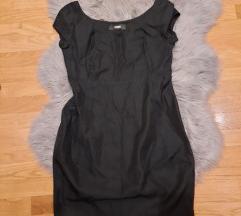 Versace mala crna haljina,original