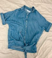 Denim košulja Mango
