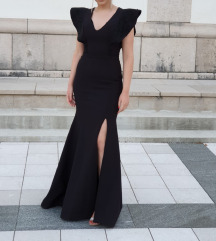 Svecana crna haljina