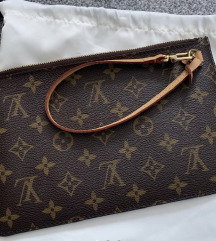 ORIGINAL Louis Vuitton Neverfull Pochette