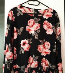 H&M predivna cvijetna bluza