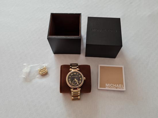 Michael Kors SKYLAR gold sat