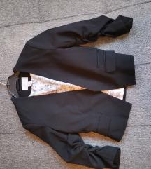 H&M sako crni