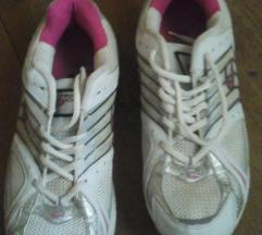 Bijelo-roze tenisice