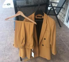ZARA senf/ žuto odijelo