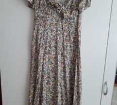 Pull & bear cvjetna haljina