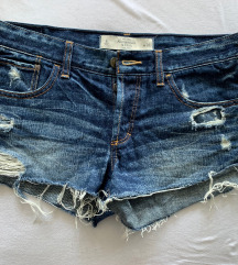 Abercrombie and Fitch kratke jeans hlacice