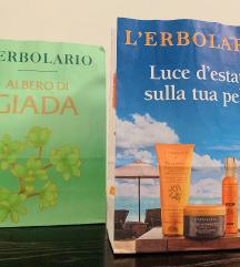Dvije Lerbolario ukrasne vrećice