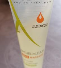 A-derma epitheliale a.h duo massage gel-oil