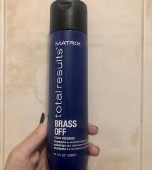 Matrix Brass off sampon