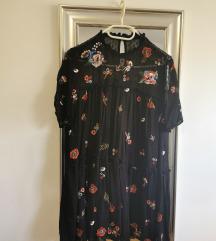 Haljina Zara s ušivenim detaljima