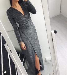 Nova asos duga haljina s preklopom, S/36
