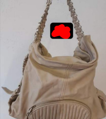 Bež veća torba