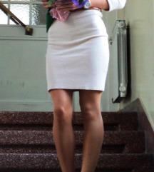 Elegantna bež haljina / tunika