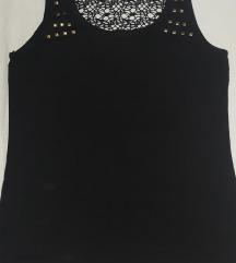 2 majice/crna i bijela