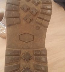 Čizmice ili gležnjače za curicu broj 35