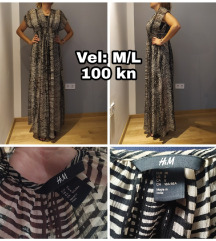 Prozračna haljina