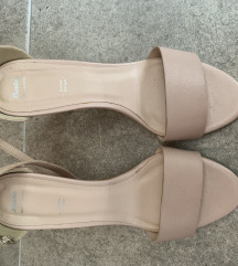 Prljavo roze sandale Bata