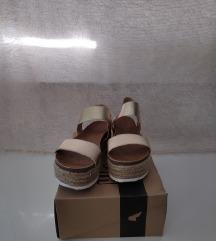 Mass sandale, 37/38, jednom nošene